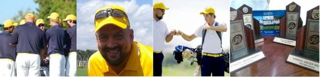 Arlen Bento Jr. Golf Lessons Stuart Florida